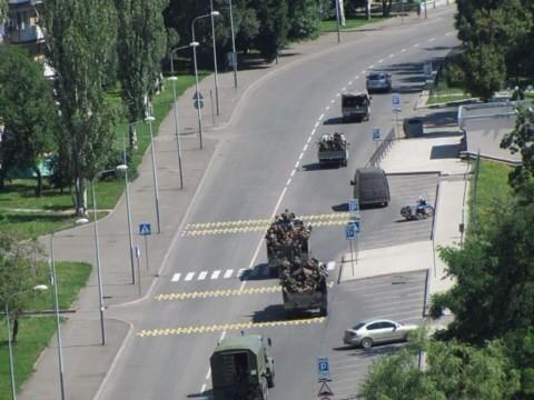 Украинские силовики взяли под контроль донецкий аэропорт