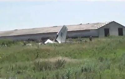 Силовики спасли пять человек из сбитого Ан-26