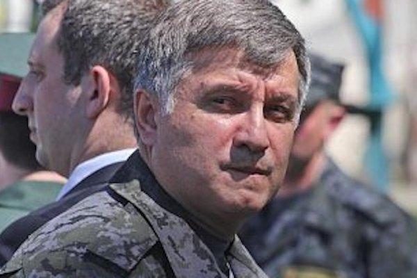 МВД Украины сообщает о задержанных по факту покушения на Авакова