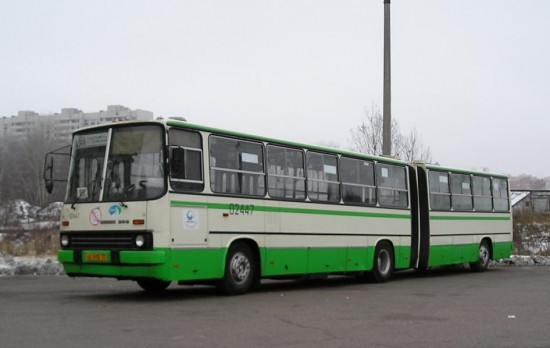 Из-за аварии 200 тысяч человек в Москве пересели с метро на автобус