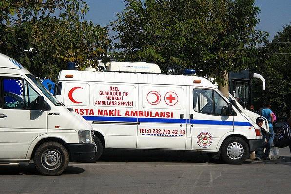 Около 80 человек пострадали при взрыве бензовоза в турецком городе