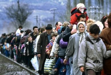 Почти 7 тысяч украинских беженцев находятся в Крыму