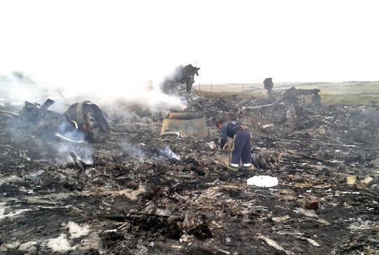 Росавиация готова отправить своих экспертов для расследования крушения Boeing 777