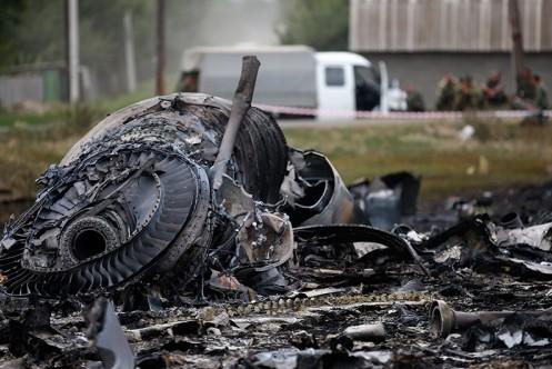 Киев намерен в ближайшее время получить доступ к месту падения Boeing