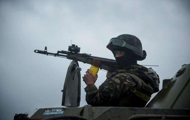 У Краснодона погибли девять военных, более 20 ранены