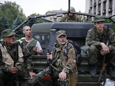 Болотов: Ополченцы Луганска не дадут блокировать город