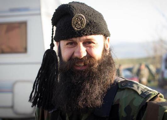 Командир сербских четников Живкович якобы попал в плен к карателям
