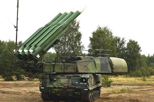 Порошенко доложили об отсутствии у ополченцев ЗРК «Бук»