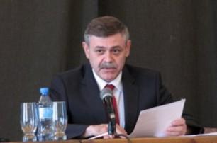 И.о мэра Краматорска добровольно сложил с себя полномочия