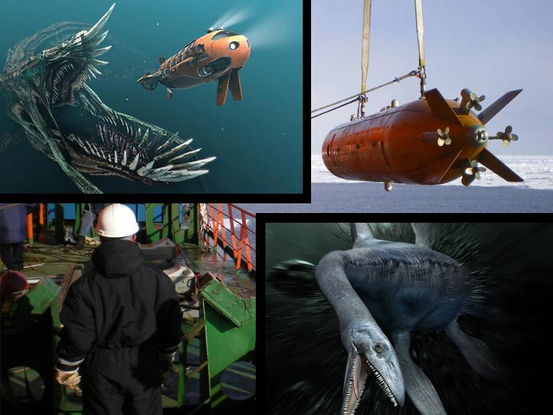 Ученые нашли неизвестного монстра в водах Арктики