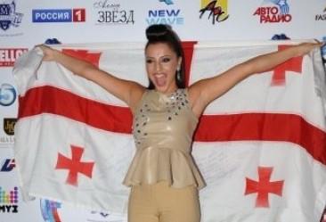 Конкурсантка из Грузии Нуца Бузаладзе победила на «Новой волне»