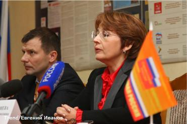 Оксана Дмитриева подает заявление о выходе из «Справедливой России»