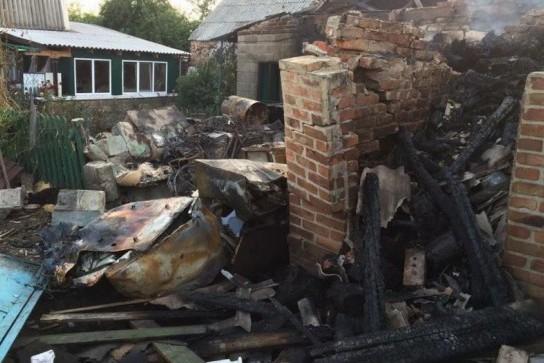 В результате ночного обстрела Донецка есть жертвы