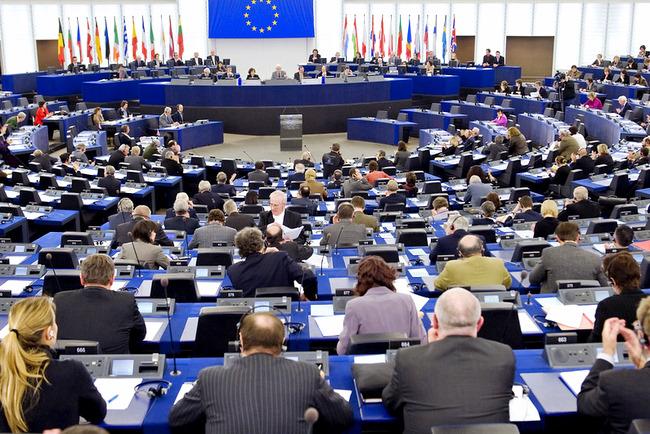 «Справедливая Россия» поздравила Партию европейских левых с успехом на выборах в Европарламент