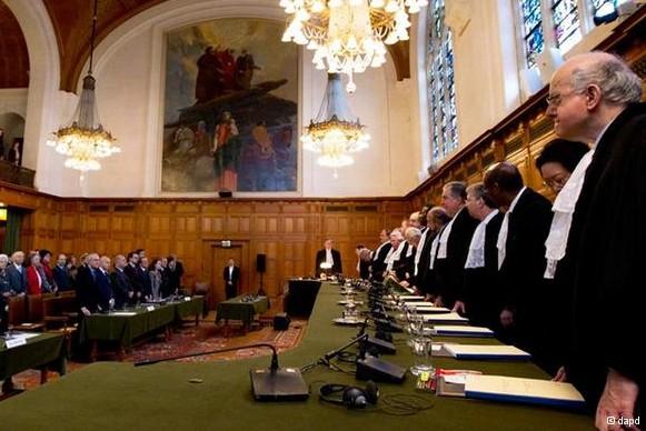 Гаагский суд объявит о выплате компенсаций акционерам ЮКОСа 28 июля
