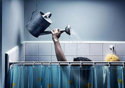В Киеве и Харькове горячая вода становится дефицитом