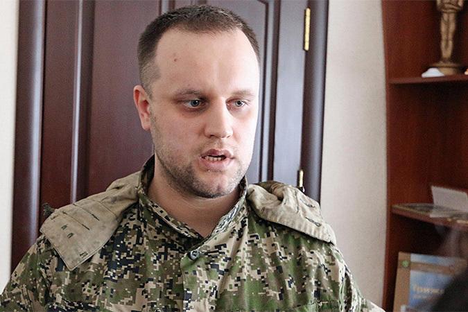 Губарев заявил, что украинские силовики обстреляли село, где нет ополченцев