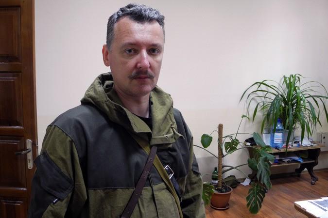 Стрелков: Украина планирует отвоевать Крым после победы над Юго-Востоком