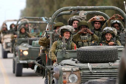 Израиль начал уничтожение тоннелей палестинцев
