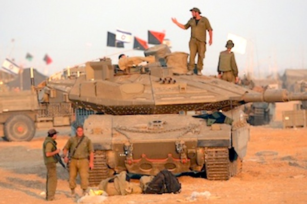 Спецназ Израиля провел наземную операцию в секторе Газа