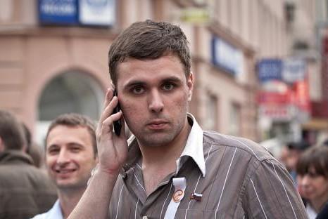 Оппозиционер Константин Янкаускас хочет гулять