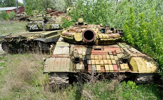 Львовский бронетанковый впервые за 5 лет получил госзаказ