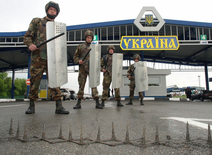 План обустройства границы Украины с РФ разработают в ближайшие недели