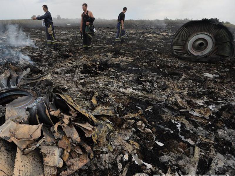 Директор Института за мир считает что крушение Boeing над Украиной выгодно Киеву