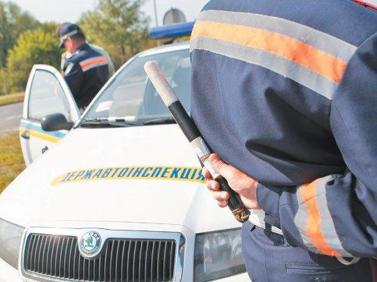 Во Львове пьяные «активисты» пришли «люстрировать» ГАИ