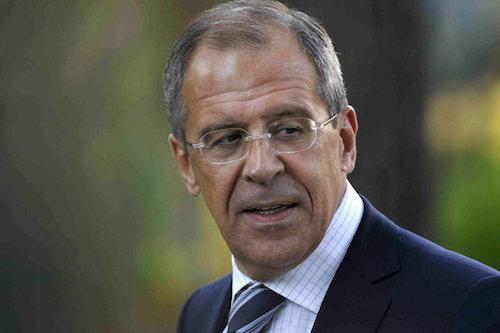 Лавров: Россия может развернуть свои миротворческие силы на месте падения «Боинга-777» MH17