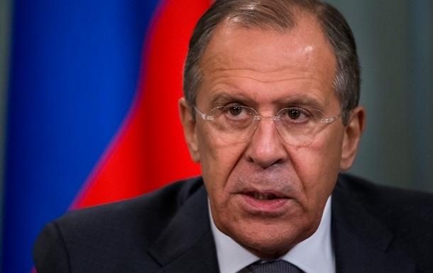 Лавров: Представители республик не пришли на встречу, потому что не могли