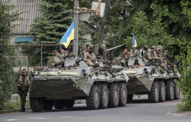 В Луганске возобновилась стрельба