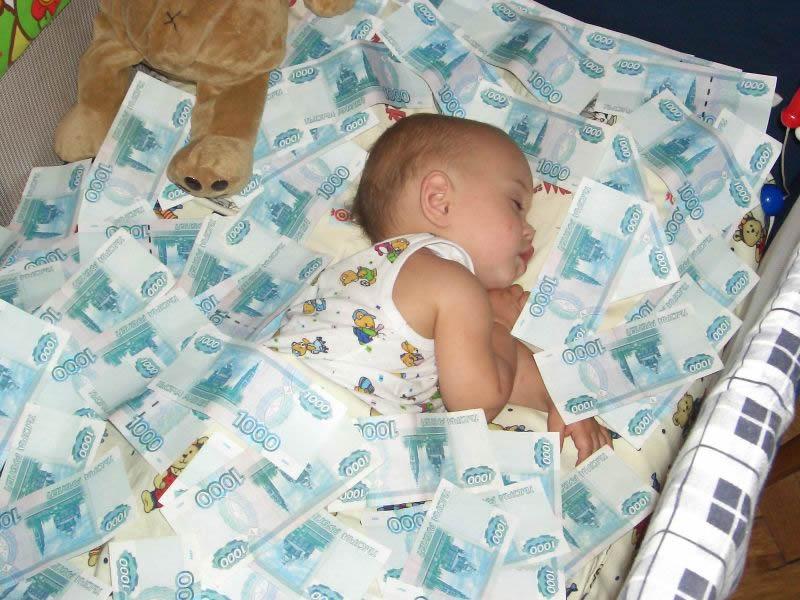 Материнский капитал увеличится до полумиллиона