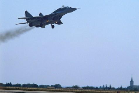 Отказ систем управления мог стать причиной крушения МиГ-29 под Астраханью