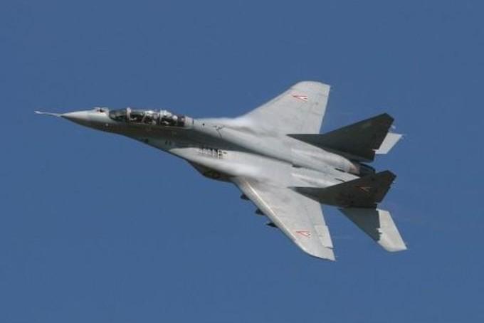 СК возбудил уголовное дело по факту крушения МиГ-29 в Астраханской области
