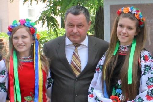 Генконсул Украины назвал происходящее на востоке своей страны войной с Россией