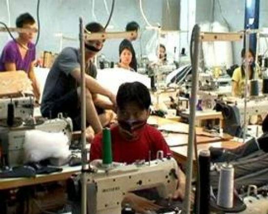 Вьетнамские нелегалы жили на брошенной фабрике в Подмосковье