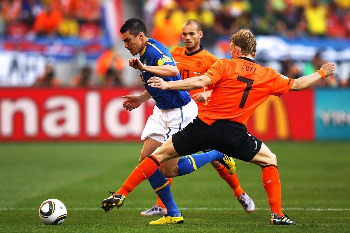 Бразилия и Нидерланды поборются за третье место ЧМ
