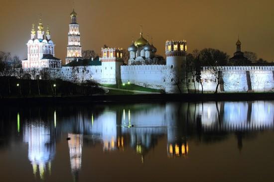 Новодевичий монастырь отреставрируют впервые за 100 лет