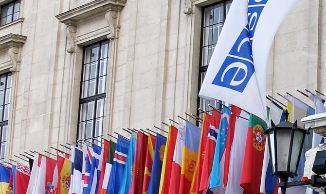 ОБСЕ рассмотрит 16 июля приглашение миссии на границу с Украиной