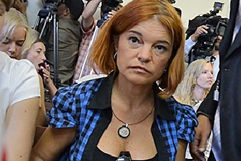 Журналистка Оксана Шкода жива и здорова