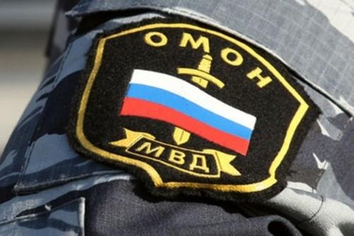 ОМОН провел обыски в Зеленограде