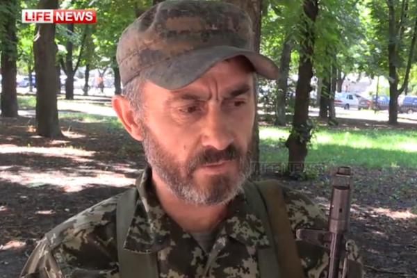 Украинские диверсанты планируют проникновение в Луганск через шахты