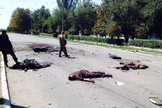 Разведчики ДНР захватили два вражеских танка