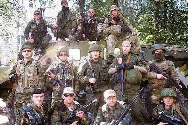 27 ополченцев Славянска с боями прорвались в Донецк