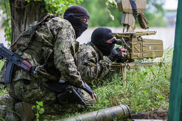 Сергей Миронов гордится добровольцами из России на востоке Украины