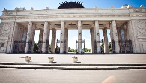 Московский Парк Горького прибавил в территории