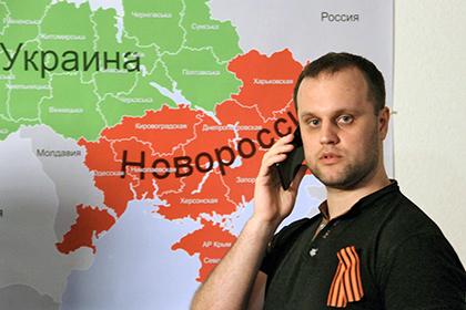 Павел Губарев прокомментировал сдачу Славянска