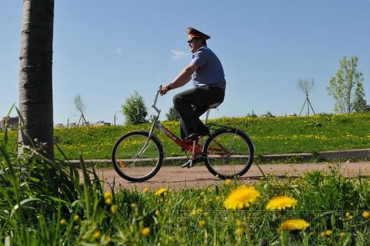 Участковому предложили купить краденый велосипед
