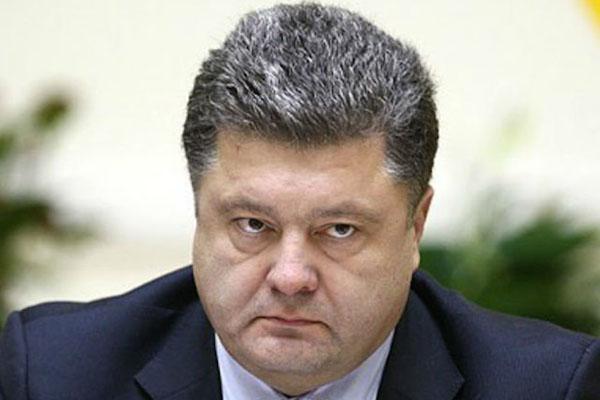 Порошенко сделал воинственное заявление